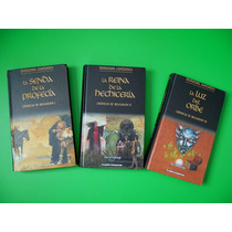 Literatura Fantástica: Crónicas De Belgarath I, Ii, Iii