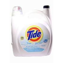 Tide Free & Gentle Líquido Detergente De Lavandería De Alta