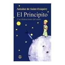 Libro El Principito, Antoine De Saint-exupery