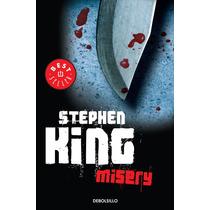 Libro Misery - Stephen King + Regalo