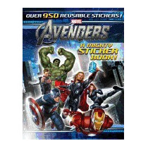 Avengers: A Mighty Sticker Book, Marvel Comics
