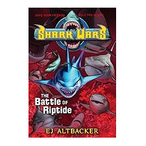 Shark Wars #2: The Battle Of Riptide, Ernie Altbacker