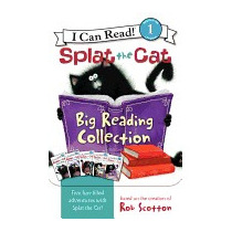 Splat The Cat: Big Reading Collection, Rob Scotton