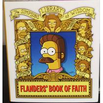 El Libro De Ned Flanders Los Simpson