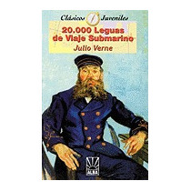 20,000 Leguas De Viaje Submarino/20,000 Leagues, Jules Verne