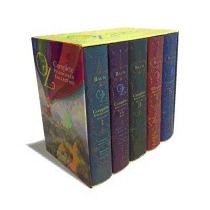 Oz: The Complete Hardcover Collection 5 Volume, L Frank Baum
