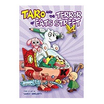 Taro And The Terror Of Eats Street, Sango Morimoto
