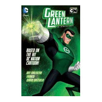 Green Lantern: The Animated Series, Art Baltazar