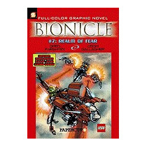 Bionicle #7: Realm Of Fear, Greg Farshtey