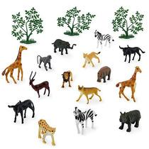 Animal Planet Cabeza De Animal Tubo - Safari