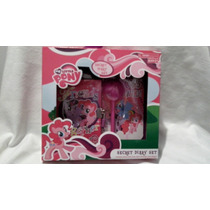 Set De Diario Magico My Little Pony! Incluye Pluma Y Candado