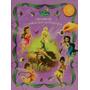 Tesoro De Libros De Calcomanias: Disney Hadas