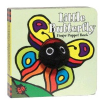 Little Butterfly Finger Puppet Book, Klaartje Van Der Put
