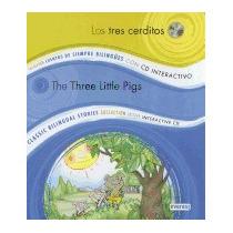 Tres Cerditos/the Three Little Pigs [with, Angeles Peinador