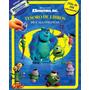 Tesoro De Libros De Calcomanías: Disney Monsters University