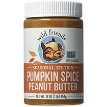 Wild Amigos Alimentos Pumpkin Spice Peanut Butter