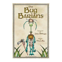 Bug Barians(r): Adventures In City Park, Marty Byk