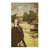 My Vicksburg, Ann Rinaldi