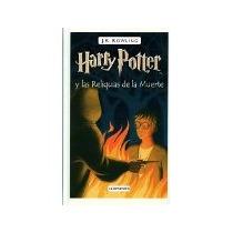 Libro Harry Potter Y Las Reliquias De La Muerte Pd