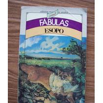Fábulas De Esopo-ilust-edit- E.m.u.-hm4