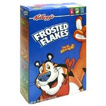Frosted Flakes Cereal Cajas 23 Onzas De Kellogg (paquete De