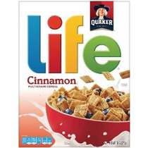 Vida Multigrano Canela Cereal Cajas 13 Onzas (paquete De 4)