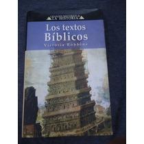 Los Textos Biblicos Victoria Robbins Grandes Misterios