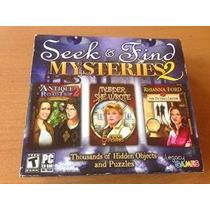 Buscar Y Encontrar Misterios 2