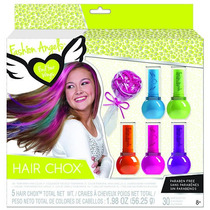 Fashion Angels Color Rox Chox Pelo Set