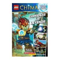 Lego Las Leyendas De Chima: Comienza La Leyenda:, Trey King