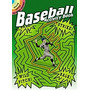 Baseball Activity Book (green), Tony J Tallarico