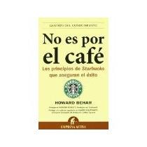Libro No Es Por Cafe
