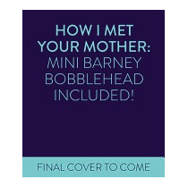 How I Met Your Mother: Mini Barney Bobblehead, Running Press