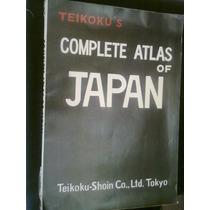 Japón Atlas De Japan Complete Atlas Of Japan Maa