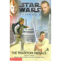 Libro En Inglés Star Wars, Episode 1, The Phantom Menace