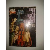 Libro Solo De Violin Para Difuntos / Mortimer Cody Op4