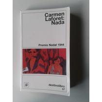 Libro Nada / Carmen Laforet Op4
