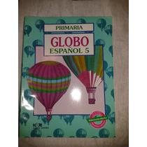 Libro Español 5 Primaria Globo Op4