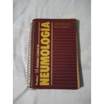 Libro Manual De Neumología, Laurence G. Miller M.d.-homayoun