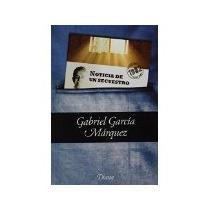 Libro Noticia De Un Secuestro -4727