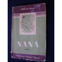 Naná - Emilio Zola