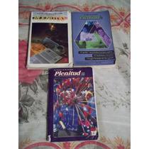 Libros Lo Mejor De La Revista Plenitud No. 3, 4 Y 6.