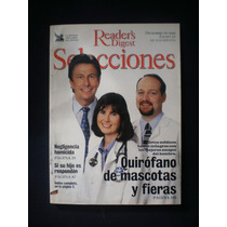 Selecciones. Quirófano De Mascotas Y Fieras. Diciembre 1999