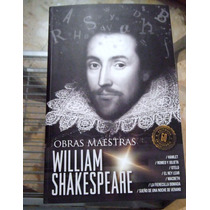 William Shakespeare - Obras Maestras