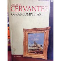 Miguel Cervantes Obras Completas Tomo 2