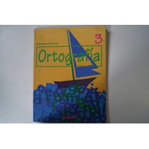 Libro Ortografía 3 Educación Primaria Santillana