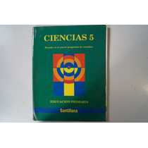 Libro Ciencias 5 Educación Primaria Santillana