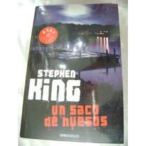 Un Saco De Huesos. Sthephen King. $269