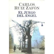 El Juego Del Ángel ~ Carlos Ruiz Zafón