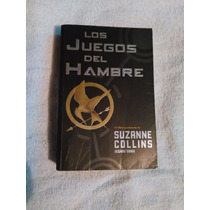 Libro Los Juegos Del Hambre, Suzane Collins.